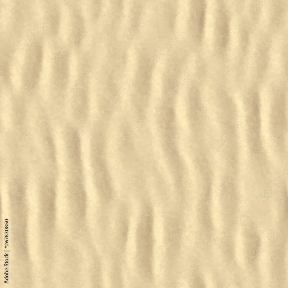 Fototapeta seamless sand texture vector background