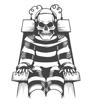 Human Skeleton Wear In Prison ...