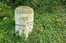 Milestone, 45 Miles From Londo...