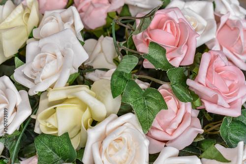 Платно Flores para festa