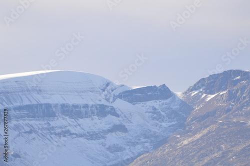Foto auf Gartenposter Gebirge lago argentino