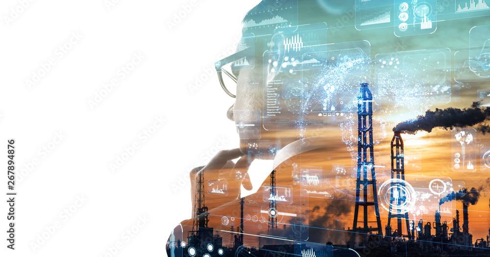 Fototapeta 産業と技術