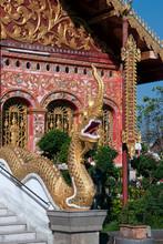 Chiang Rai Thailand, Naga Prot...