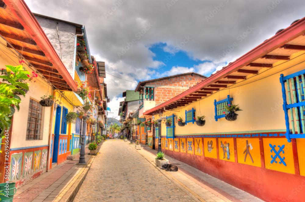 Fototapety, obrazy: Guatape, Colombia