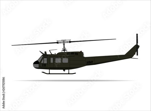 Photo Armee Hubschrauber