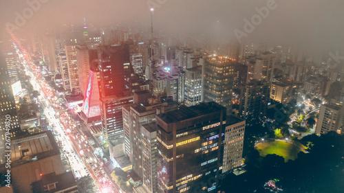 Fototapeta  Avenida Paulista