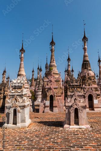 Pagodas at Kakku