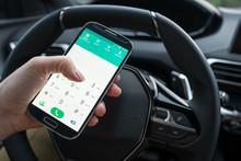 Téléphoner Au Volant En Bluetooth