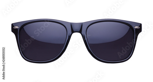 Carta da parati Black Shades Front