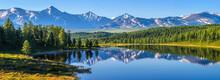 Mountain Landscape, Picturesqu...