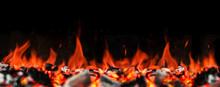 Ultra XXL | Grill Glut Feuer Panorama