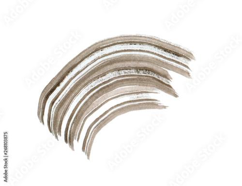 Brown zebrine strain Canvas Print