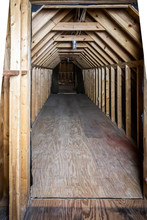 Large Clean House Home Attic