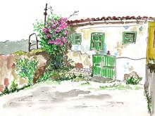 Spanish Old House, Cami De San...