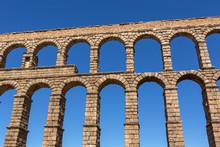 Segovia Aqueduct Ruins