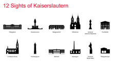 12 Sights Of Kaiserslautern