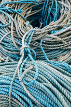 Detail Of Fishing Rope. Ilfrac...