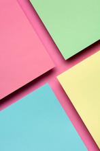 Pastel Color Paper Designs