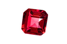 Red Diamond Ruby And Gemstone Crystal For Jewels Sapphire