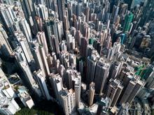 Hong Kong Aerial Views