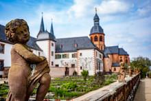 Monastery In Seligenstadt With...