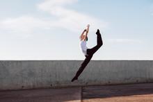 Professional Ballet Dancer.