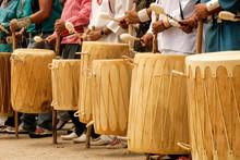 Native American Ceremonial Drums