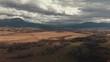 Colorado - Aerial Shot Flying Toward Garden Of The Gods