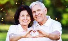 Portrait Of Happy Senior Coupl...