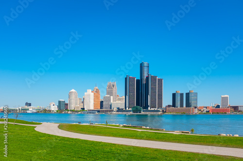 Vászonkép  Detroit