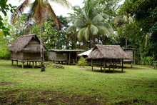 Wooden House - Papua New Guinea