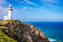 Cape Byron Lighthouse, Byron B...