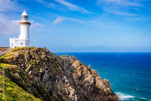 Cape Byron Lighthouse, Byron Bay, Australia Fototapeta