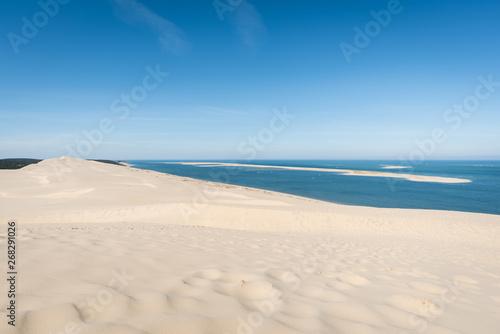 Dune Du Pilat Et Banc Darguin Bassin Darcachon France Buy