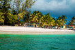 Dominican Republic, Saona Island - Mano Juan Beach. Fishermen's village