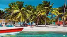 Dominican Republic, Saona Isla...
