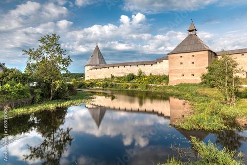 Staroladozhskaya fortress, Staraya Ladoga, Leningrad region, Russia Fototapet