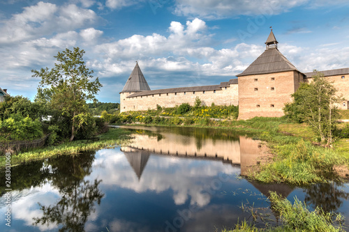 Fényképezés Staroladozhskaya fortress, Staraya Ladoga, Leningrad region, Russia