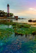 Shepelevsky Lighthouse, Lening...