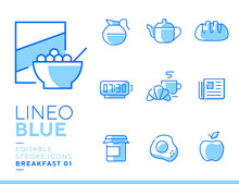 Lineo Blue - Breakfast And Mor...