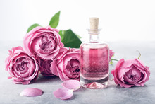 Roses, Pink Perfume Water..
