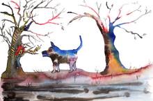 Fantasy Colorful Illustration ...