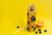 Infused Or Detox Water With Or...