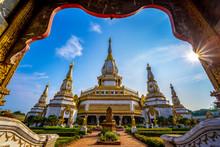 Chai Mongkol Chedi Pagoda In W...