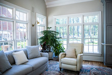 Neutral Color Couches And Chai...