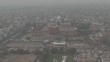 Jama Masjid mosque, India, Delhi, 4k aerial drone, ungraded/flat