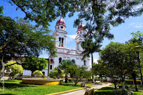 Landscape of Nuestra Senora...