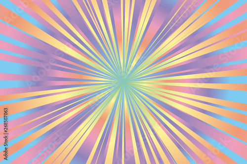 Poster Psychedelique #Background #wallpaper #Vector #Illustration #design #art #free #freesize #charge_free effect line,concentration line,manga,comic,speed line 背景素材壁紙,放射状の線,効果線,集中線,漫画表現,光線,光,アニメーション,無料素材,スピード感,