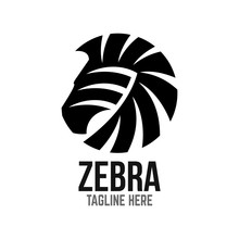Example Of Modern Logo Zebra H...