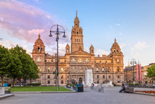 Glasgow City Chambers And Geor...